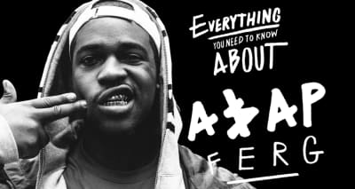 Everything You Need To Know About A$AP Ferg
