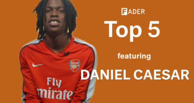The Top 5 Gospel Songs According To Daniel Caesar