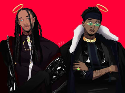 Listen to Ty Dolla $ign and Jeremih's MIH-TY