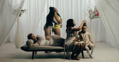 "Cosha's ""Berlin Air"" video personifies self-care"