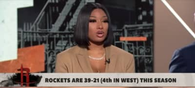 Watch Megan Thee Stallion discuss the Houston Rockets with Stephen A. Smith on First Take
