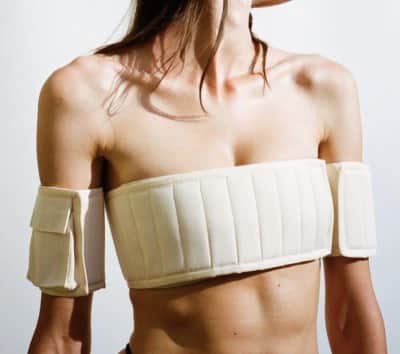 "No, fashion doesn't need ""bulletproof"" crop tops"