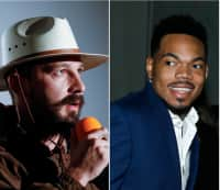 Chance the Rapper says Shia LaBeouf is one of the best freestyle rappers of all time