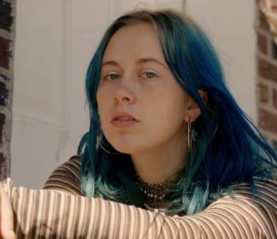 Listen to five sad and strange new songs by Harmony Tividad of Girlpool