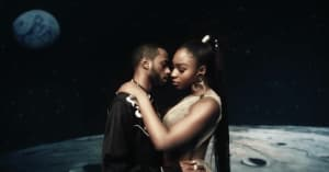 "Normani and 6LACK share ""Waves"" video"