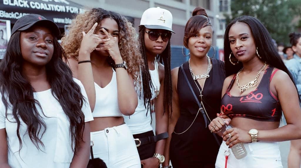 Blockorama Is Where Black Lives Mattered At Toronto Pride