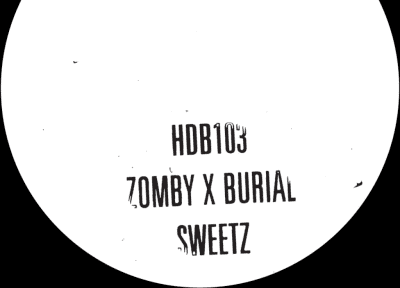 Burial's New Record Sweetz With Zomby Is Now Available To Pre-Order On Vinyl