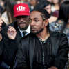 Kendrick Lamar and TDE bought out 3 cinemas for kids to see Black Panther