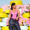Rihanna secretly wore a flask bracelet to Coachella