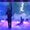 """Watch Meek Mill and Lil Uzi Vert's chaotic performance of """"Blue Notes 2"""" on Fallon"""