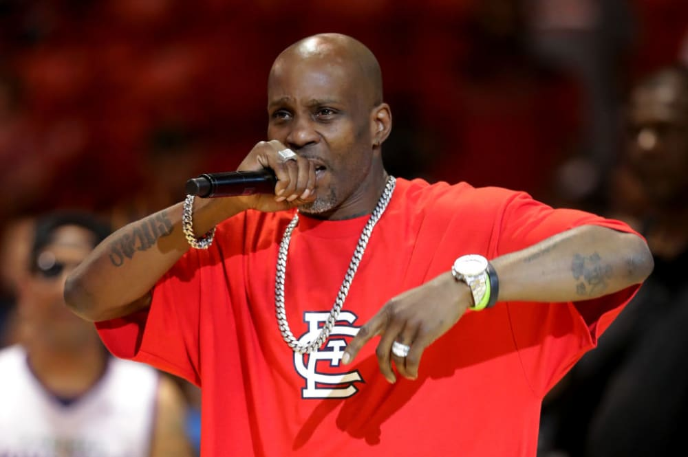 DMX in critical condition in ICU following heart attack