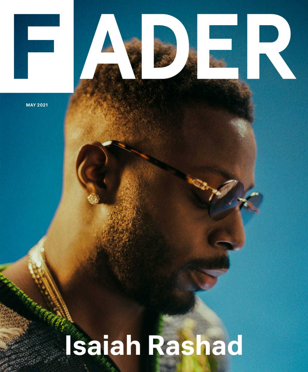 Cover Story: Isaiah Rashad, After the Fire