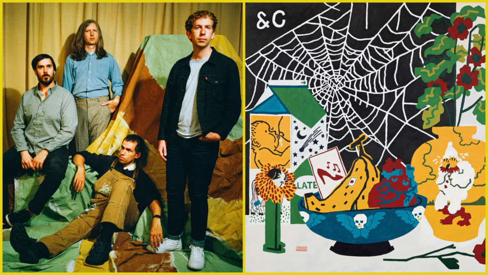 On Sympathy for Life, Parquet Courts won't be outdone by nihilism