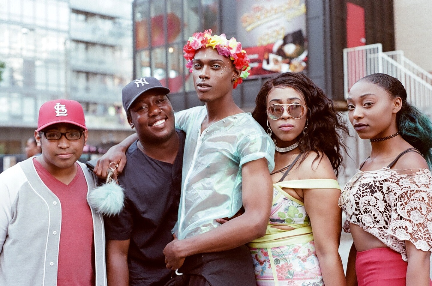 Blockorama Is Where Black Lives Mattered At Toronto Pride