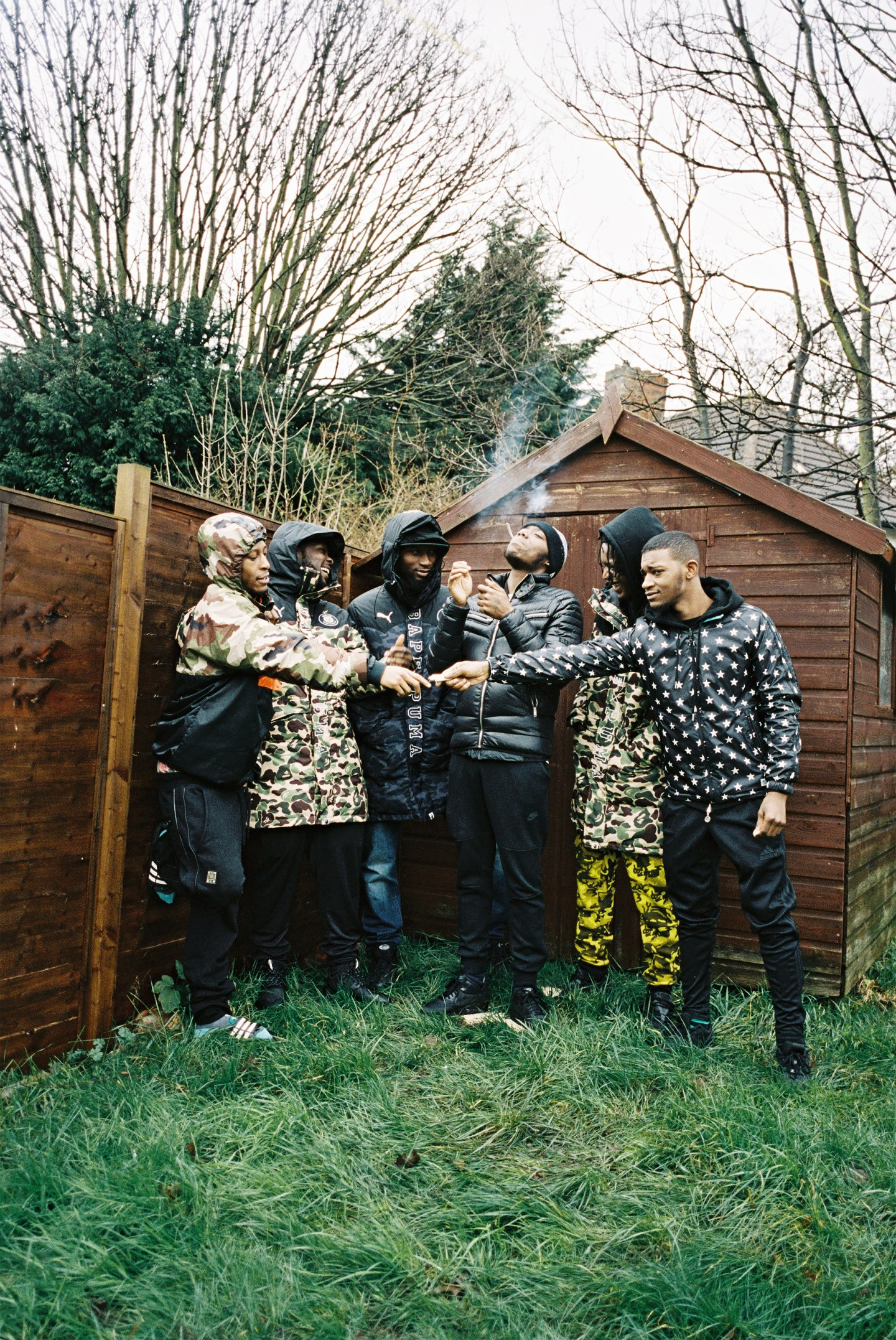 Section Boyz Are Bridging Rap And Grime With Solidarity And Spliffs