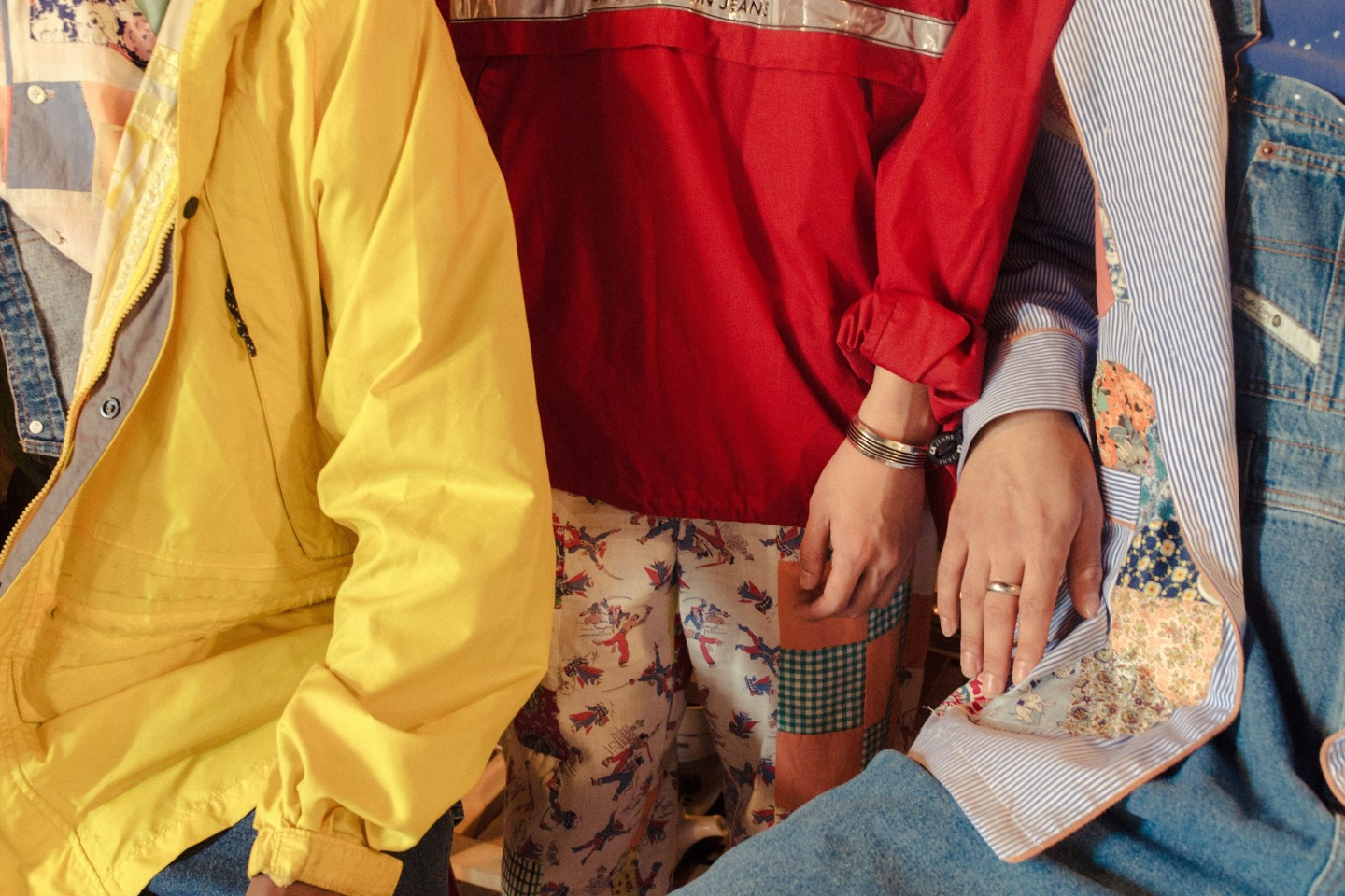How To Pair Soft Patterns With Retro Sportswear This Spring