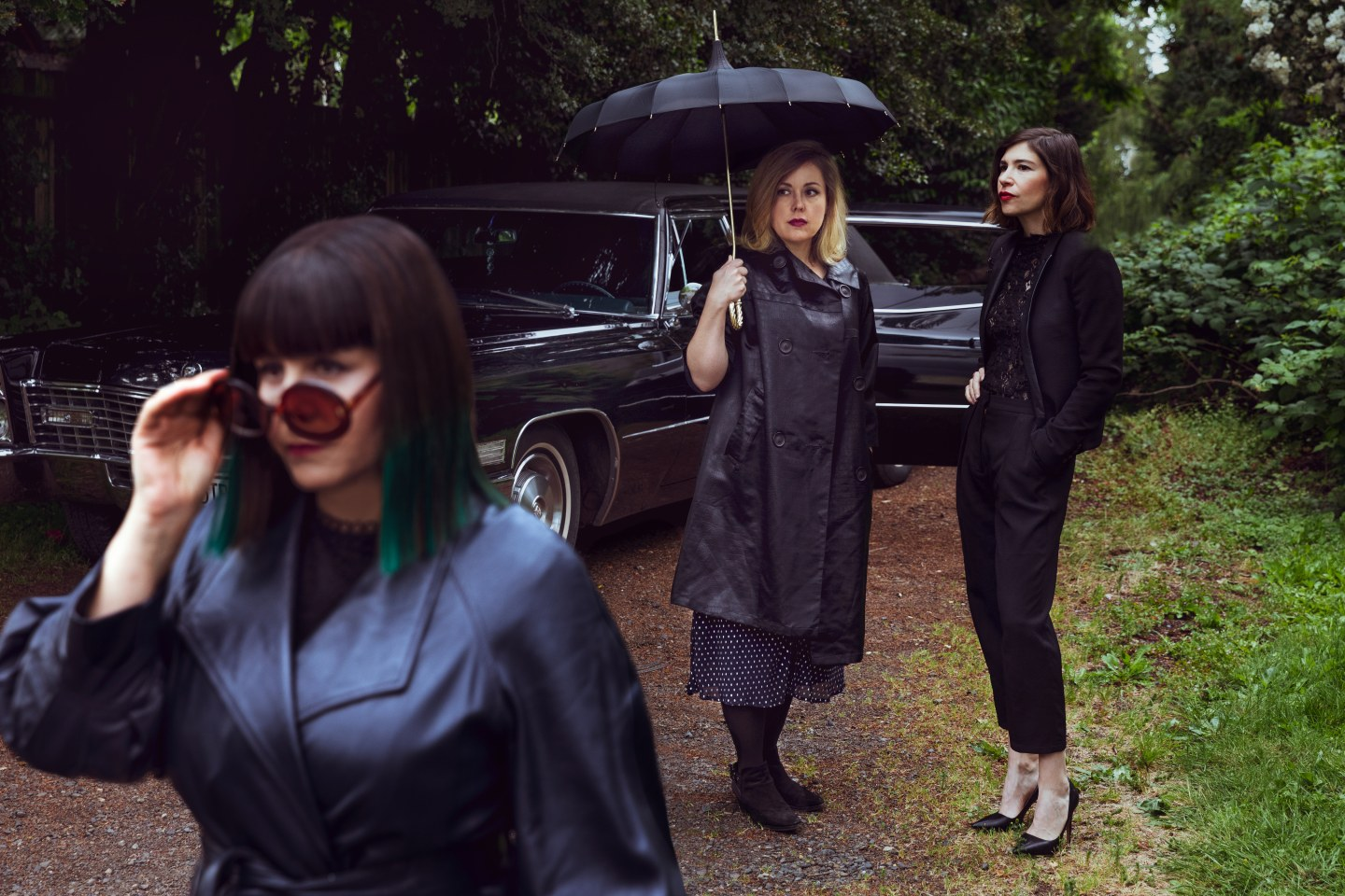 The death and rebirth of Sleater-Kinney