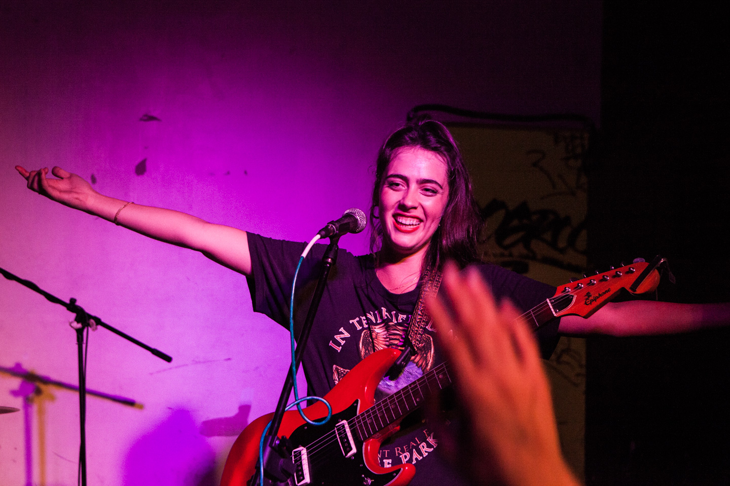 Of Course Hinds' Fans Are As Cute As They Are