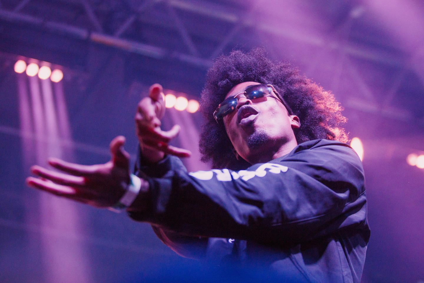 20 iconic photos from Day 2 of The FADER FORT