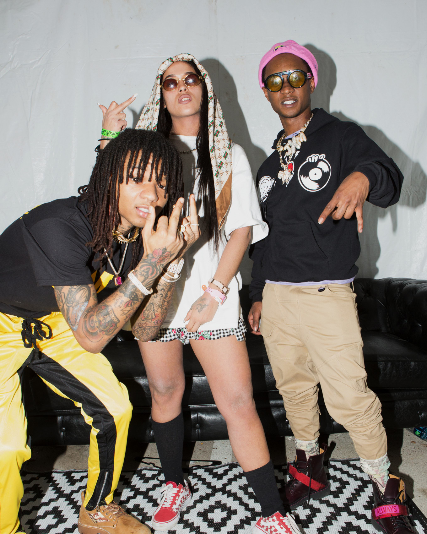 26 legendary photos from Day 3 of The FADER FORT