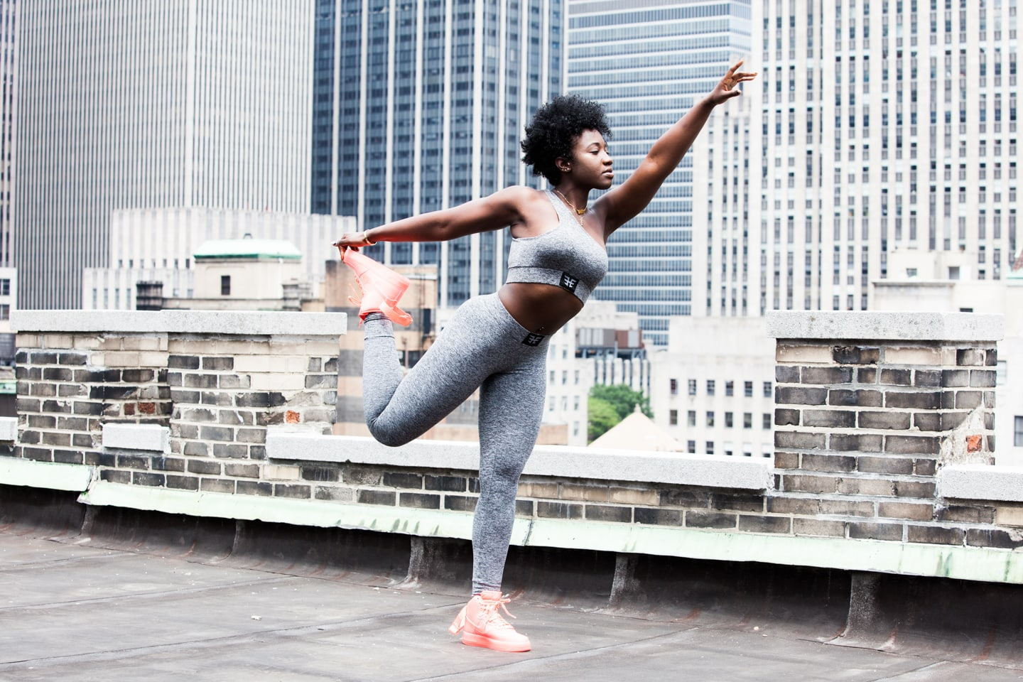 6 Awesome Ways To Take Care Of Natural Hair After The Gym