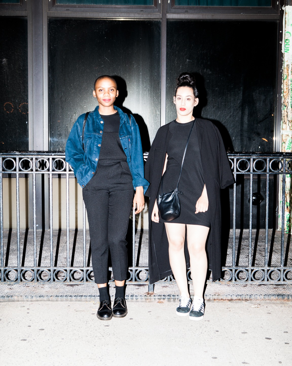 18 Funky Looks To Copy From The Internet's Midnight Show In Brooklyn