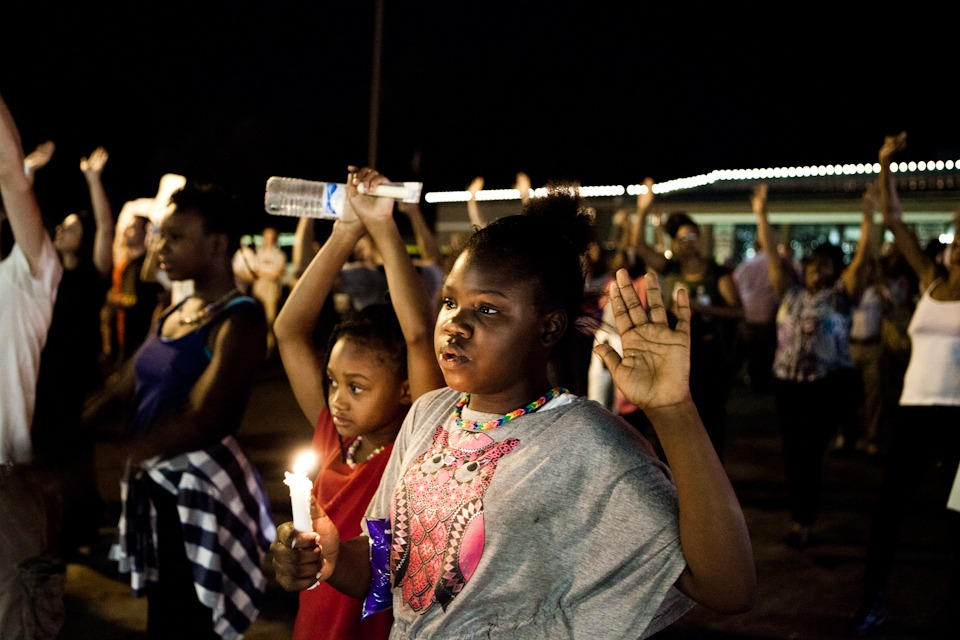 Ferguson And America: One Year Later