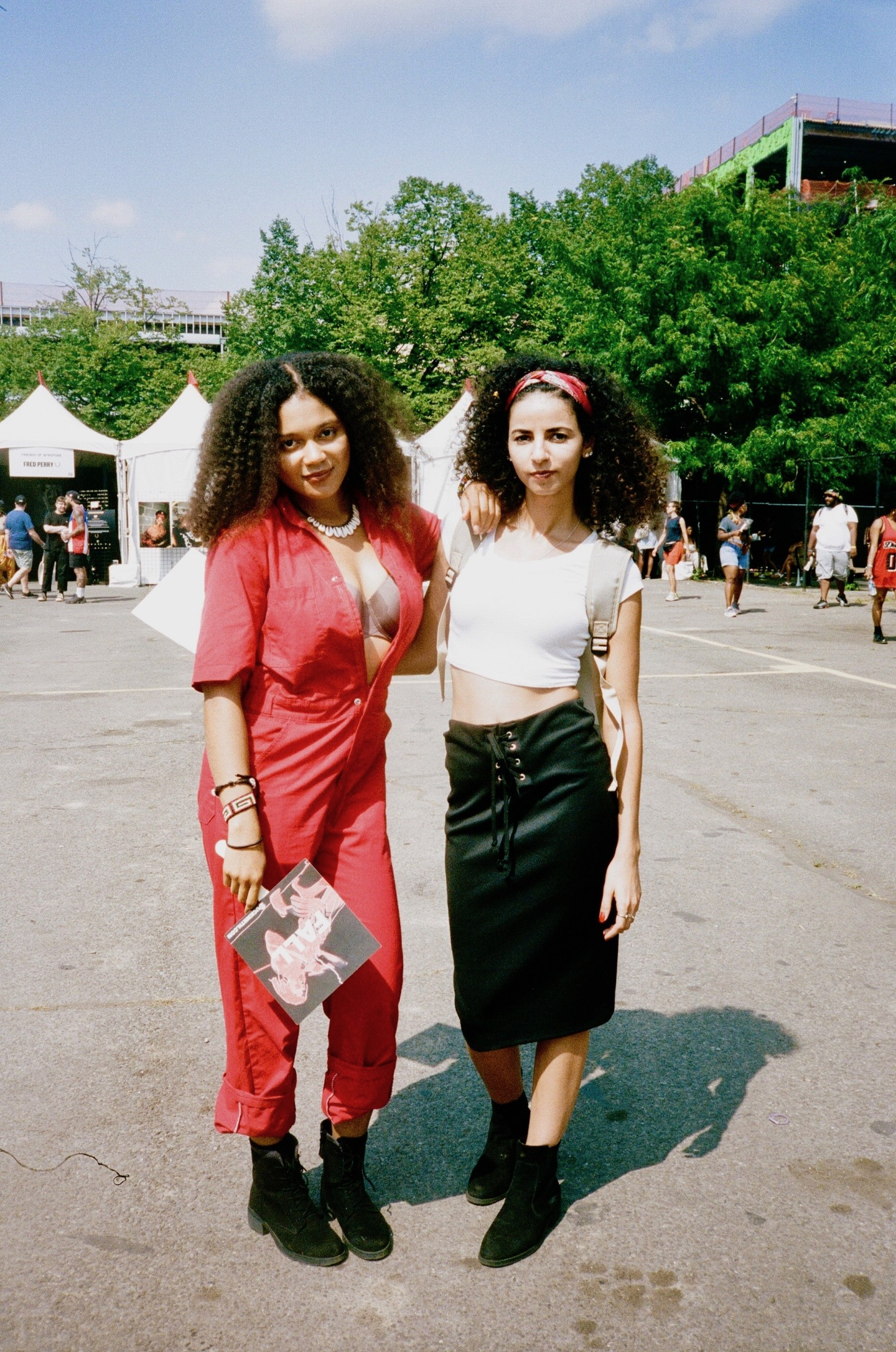 Everyone at Afropunk looked like a damn dream