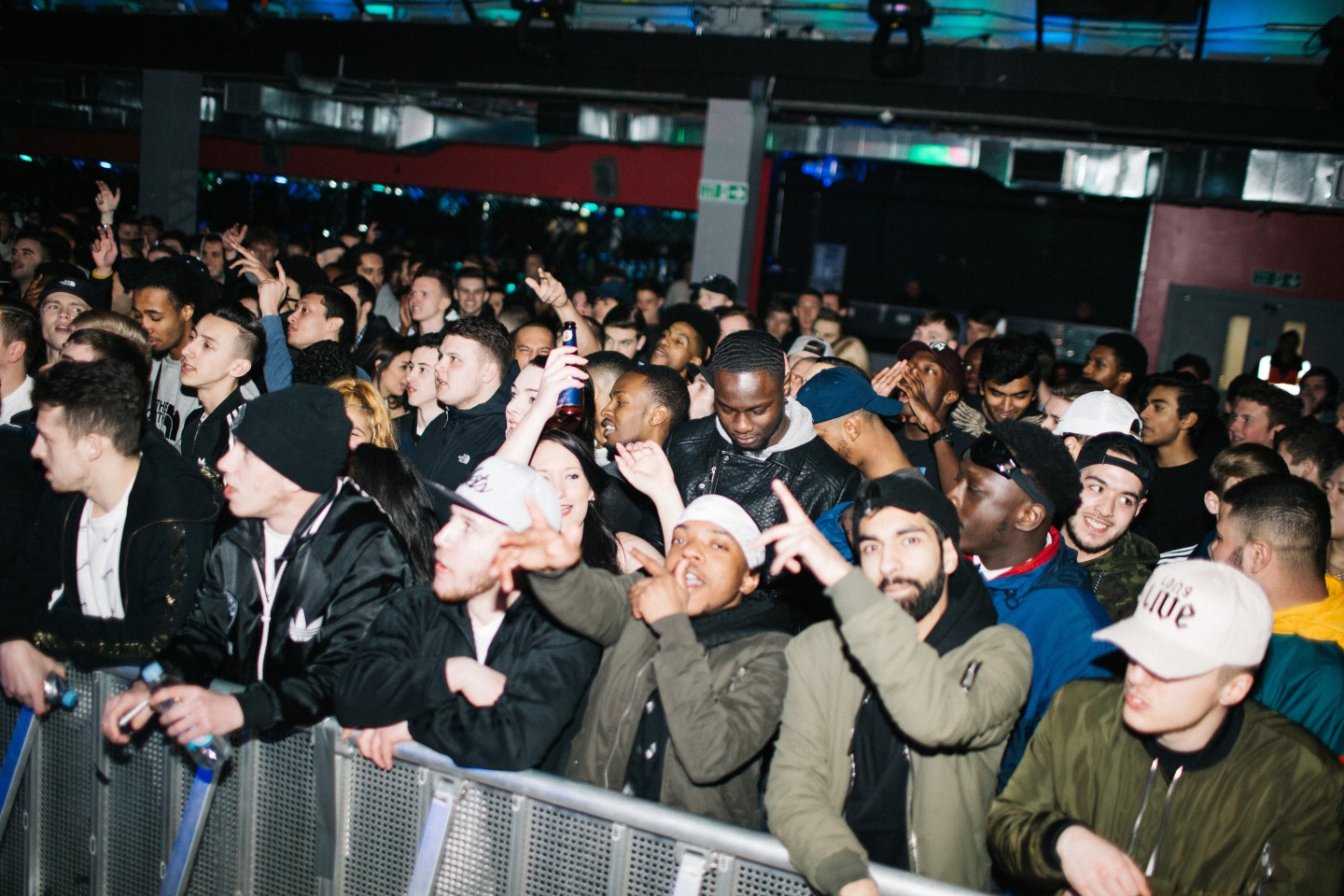 This Is What A Grime Rave Looks Like In 2016