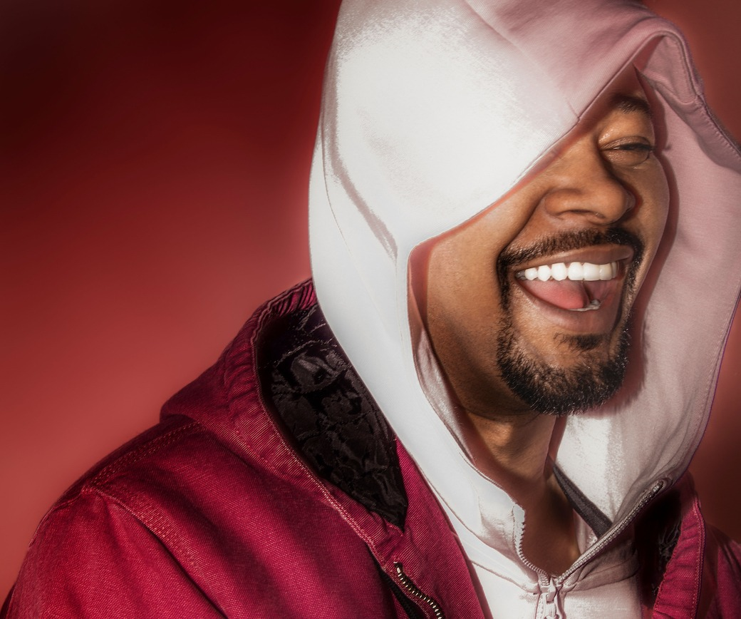 How to make Danny Brown laugh