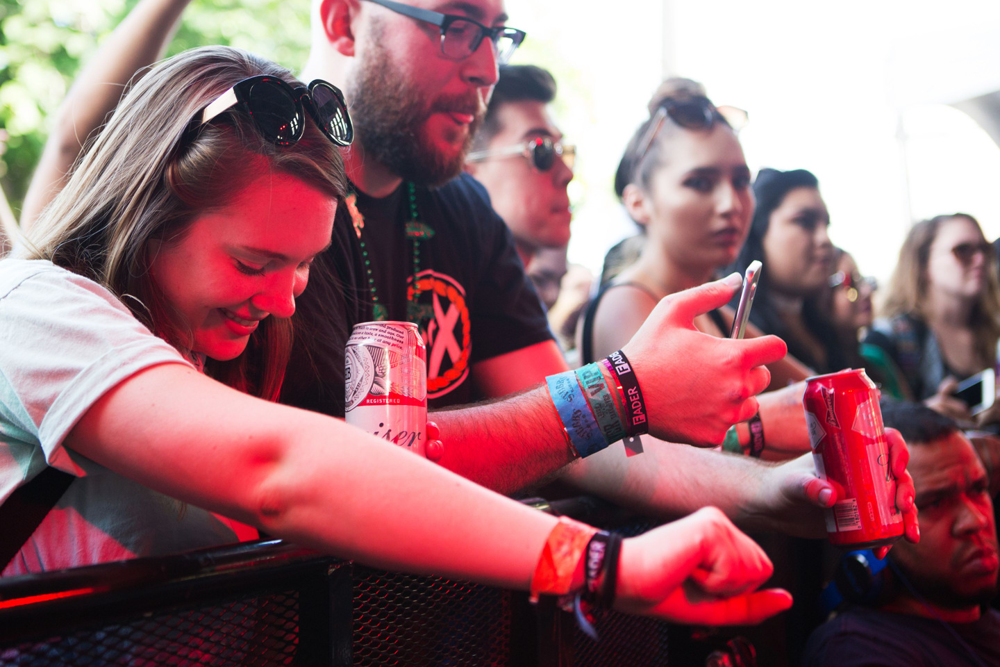 34 Stunning Photos From Friday At The FADER FORT