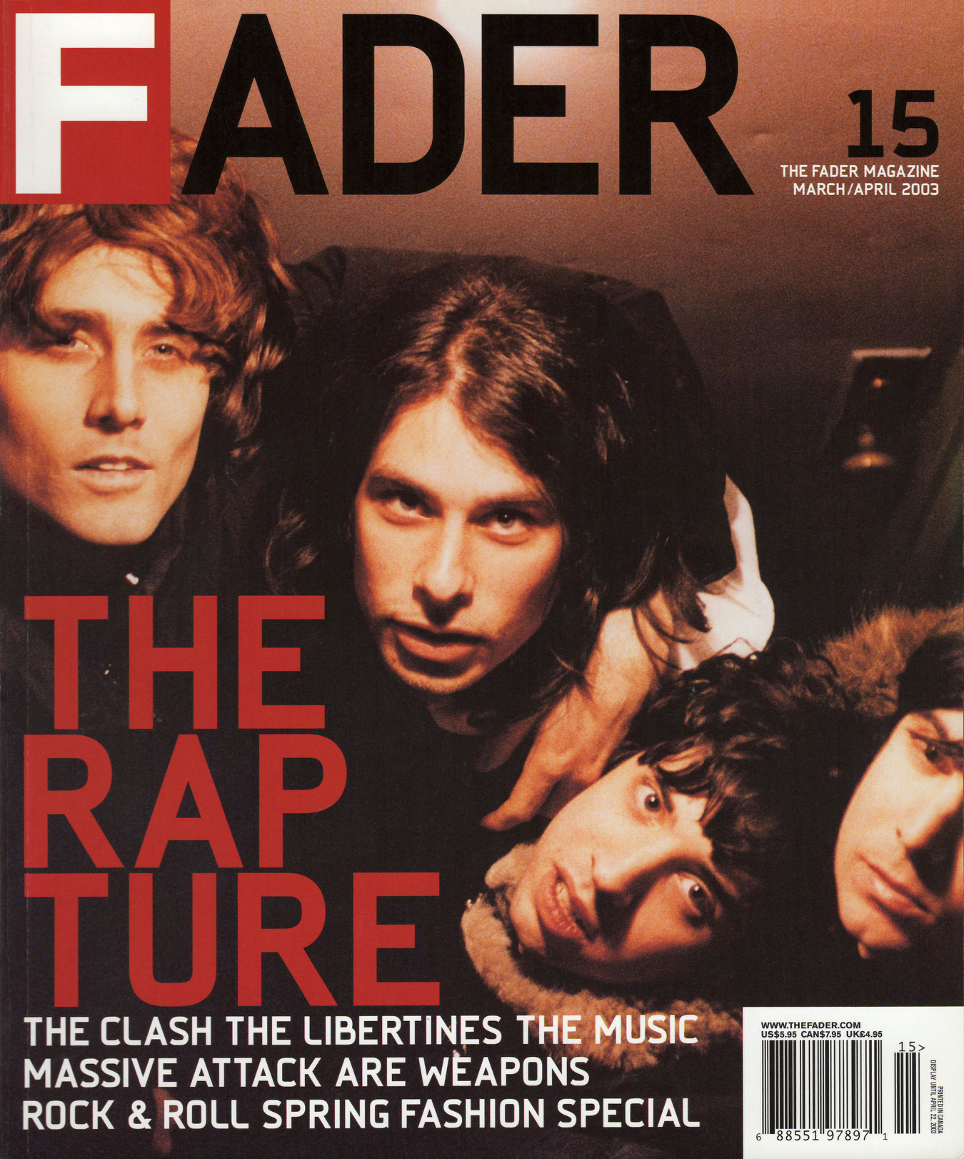 The Rapture's 2003 Cover Story Is A Lesson In How Artists and Labels Can Actually Help Each Other