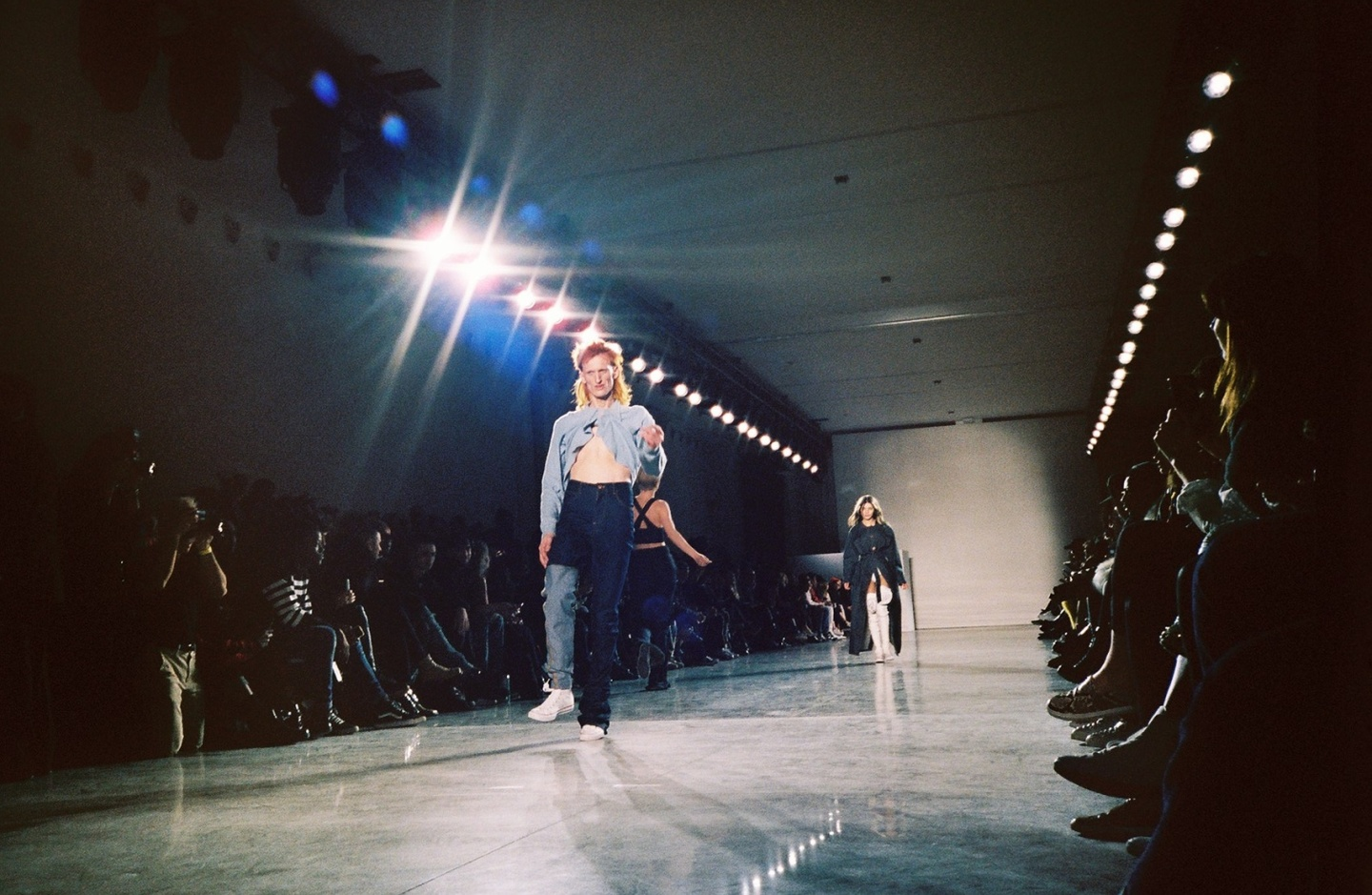 21 Photos That Prove VFiles Is The Most Lit Show At NYFW