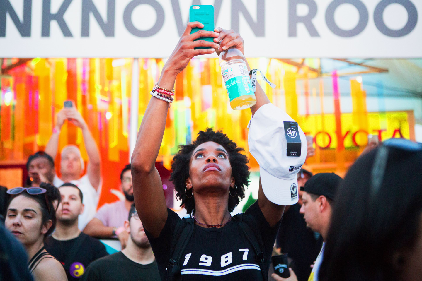 37 Amazing Photos From Saturday At The FADER FORT