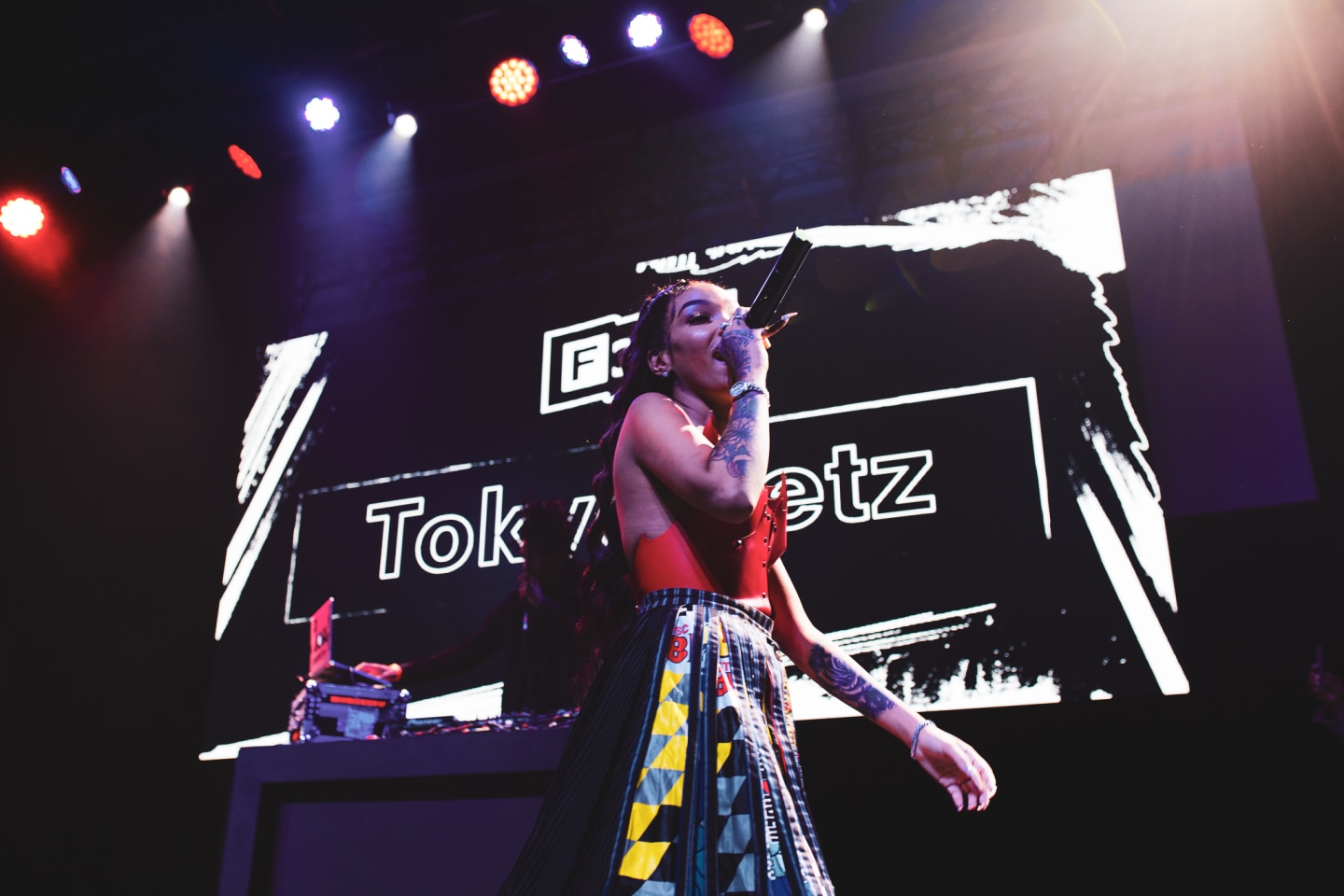 The women of hip-hop shut down Day 2 of FADER Fort at A3C 2019