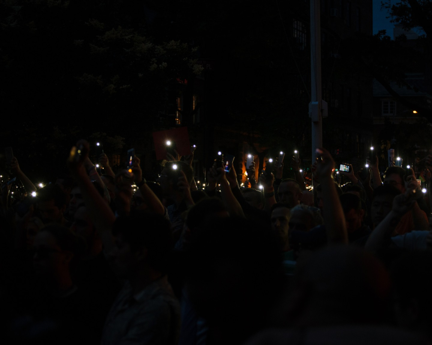 The Faces We Saw At The Stonewall Vigil For Orlando