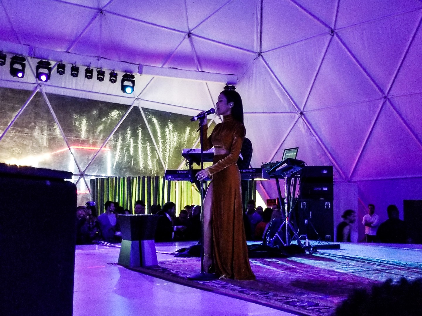 Jhené Aiko's Art Basel exhibition showed why she was unstoppable this year