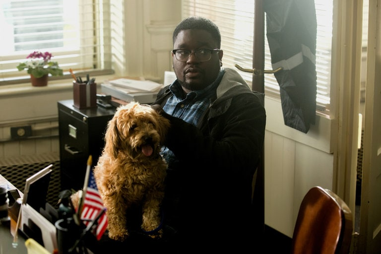 Meet Lil Rel, The Scene-Stealing TSA Agent From <i>Get Out</i>