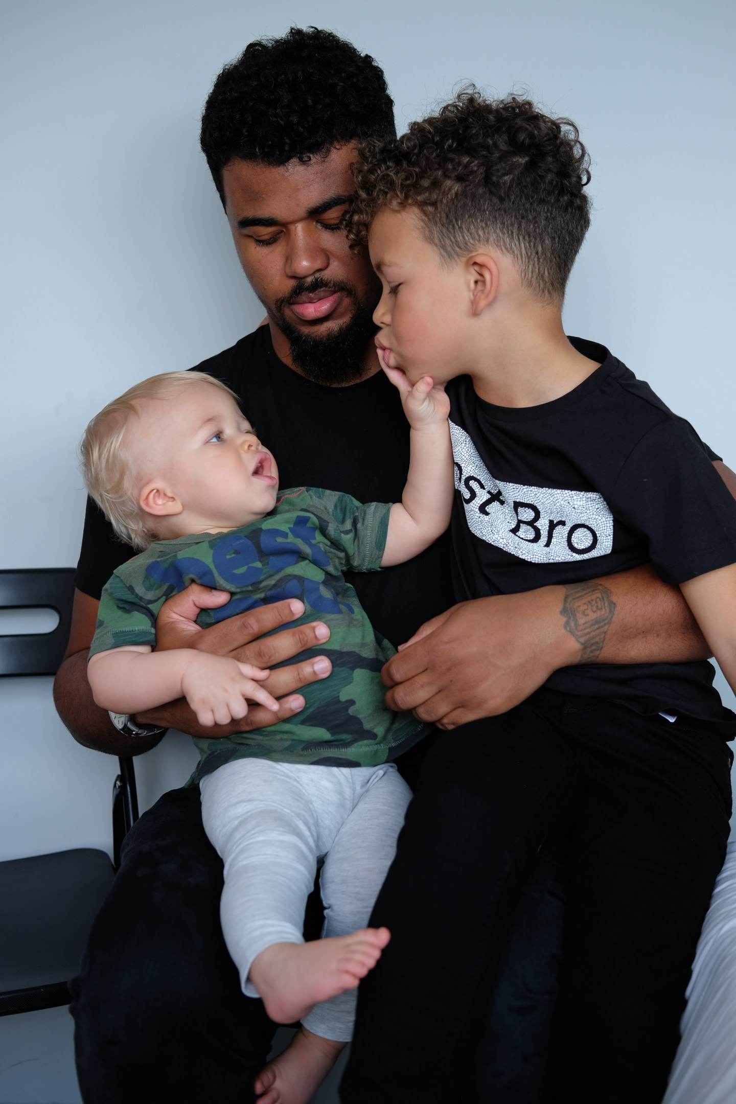 How Mr Mitch's Delicate Grime Productions Challenge Stereotypes of Black Fatherhood