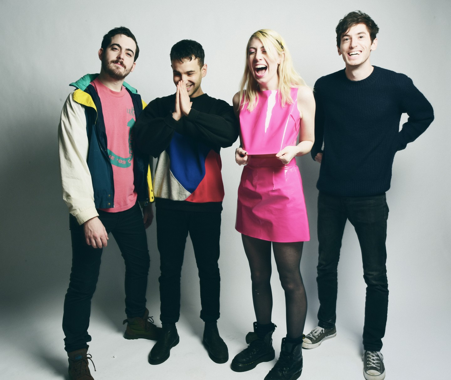 Meet Charly Bliss, Pop-Punk Idols In Training