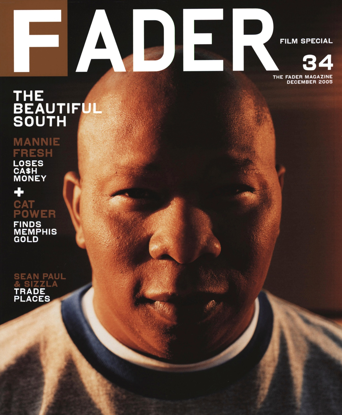 In Mannie Fresh's 2005 Cover Story, The Super-Producer Finds Freedom After Cash Money
