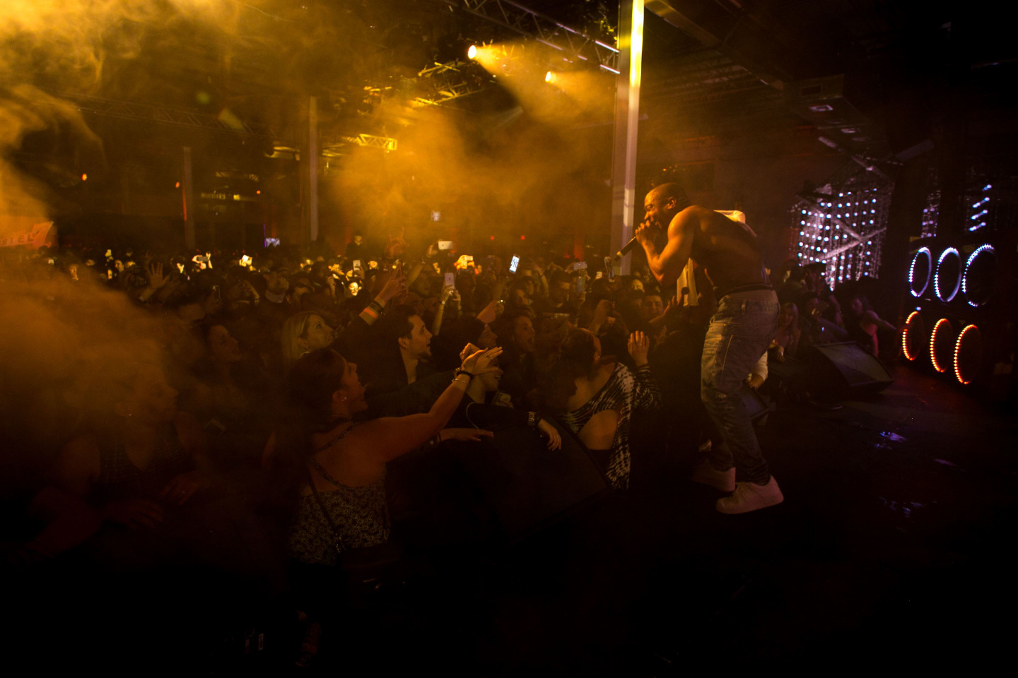 Ja Rule Was Stellar At Jack Daniel's Motel No. 7 In Miami
