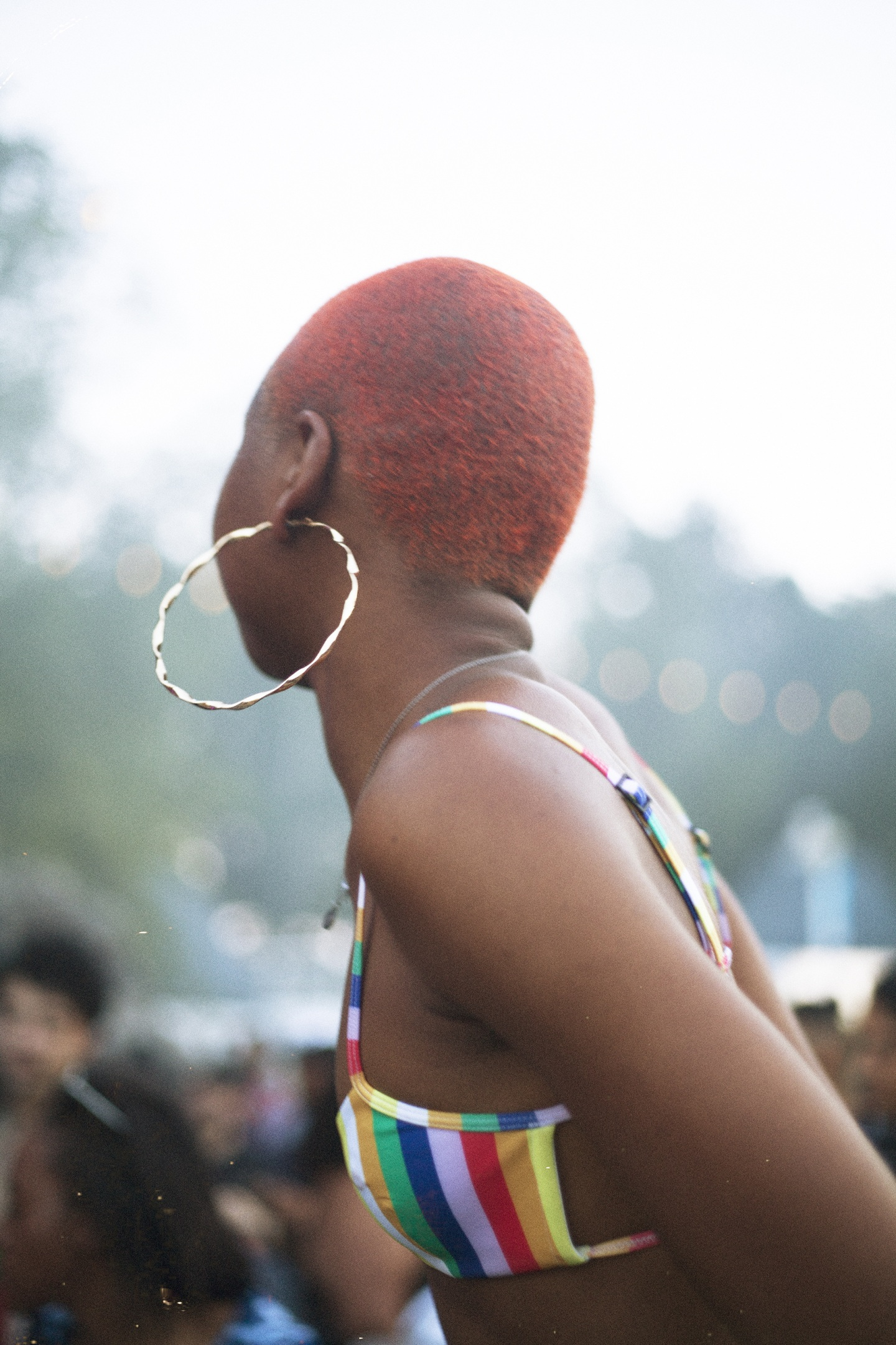 Toronto's JERK block party featured the breeziest Caribana style