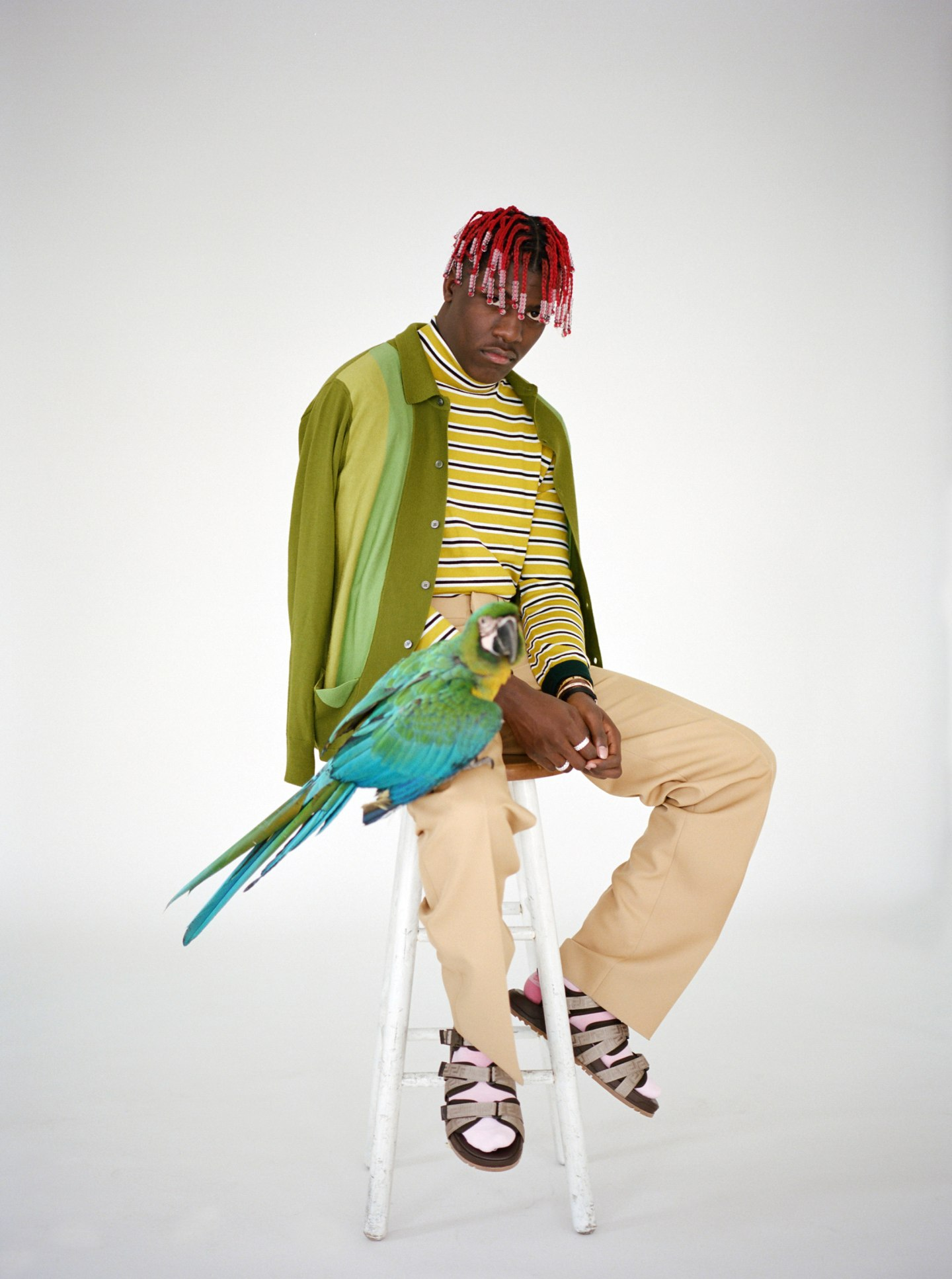 The Eternal Sunshine Of Lil Yachty | The FADER