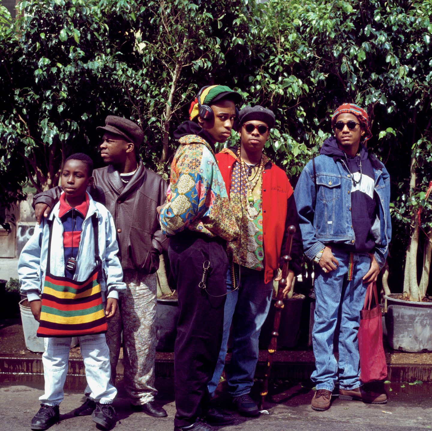 Enjoy these rare photos of Jay-Z, Notorious B.I.G., Puffy, and A Tribe Called Quest