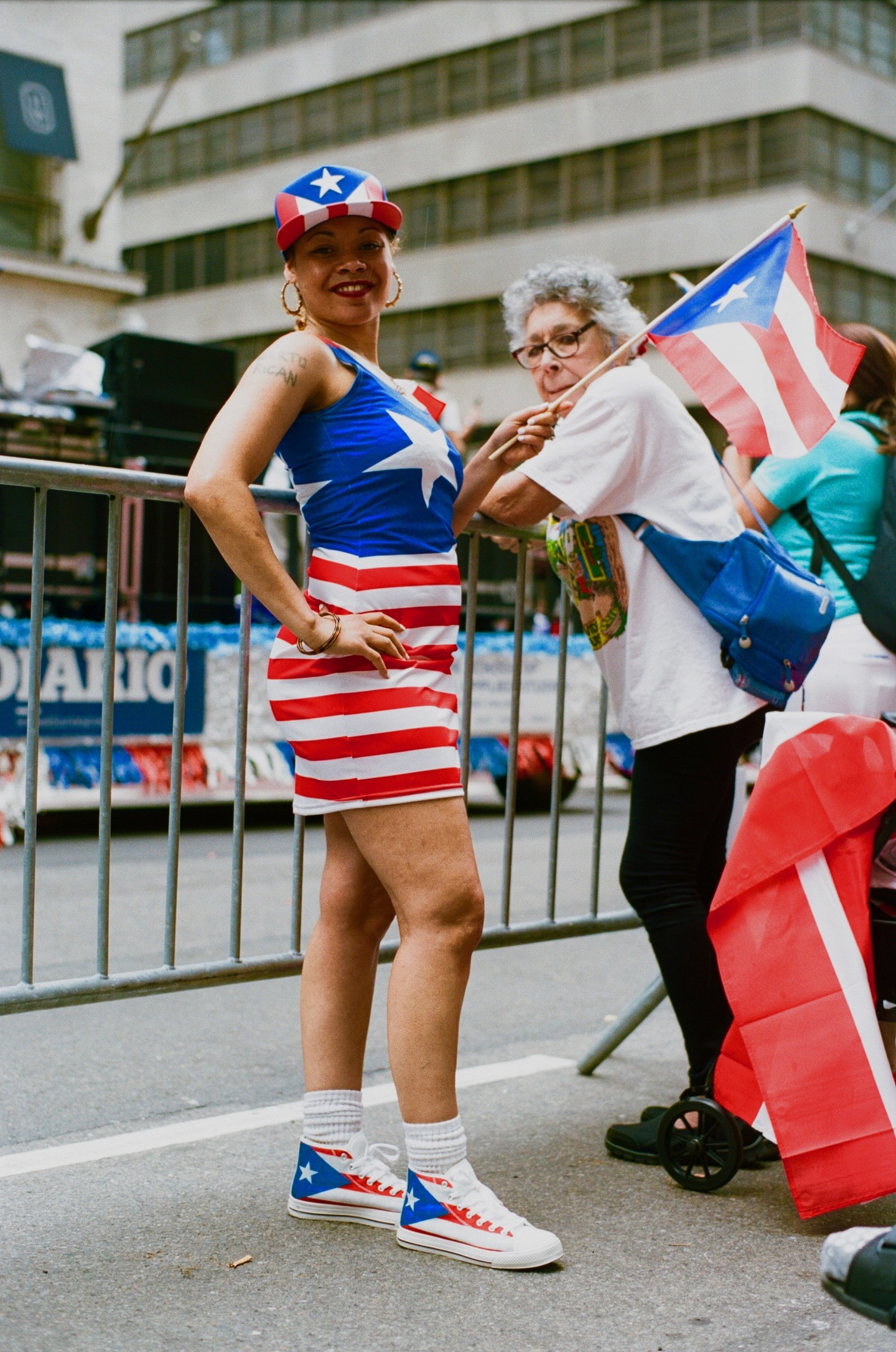 Every Outfit At The Puerto Rican Day Parade Was A Love