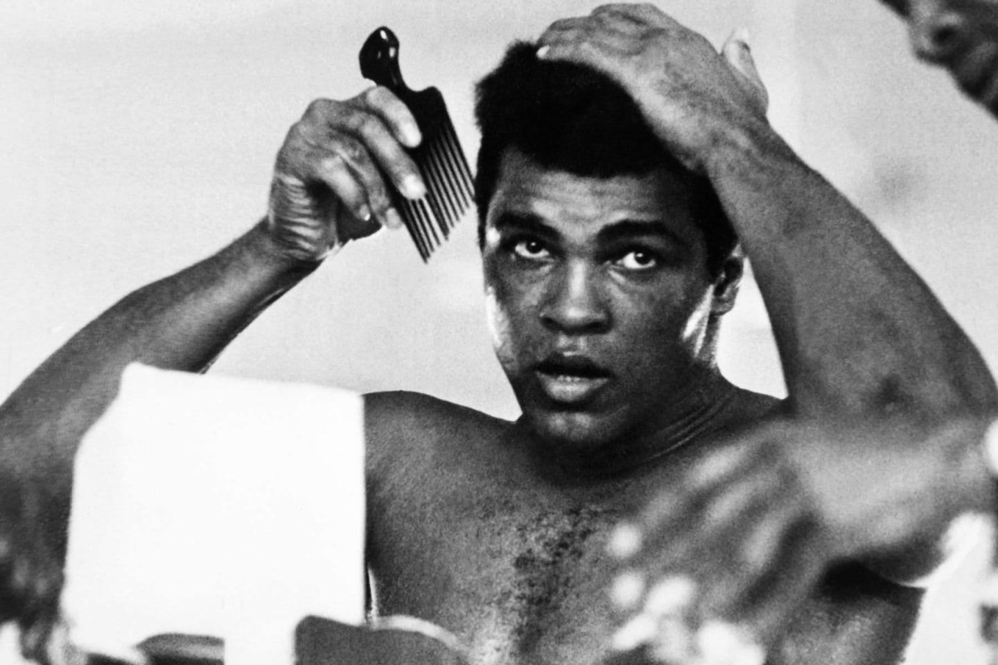 Muhammad Ali Knew He Was Beautiful