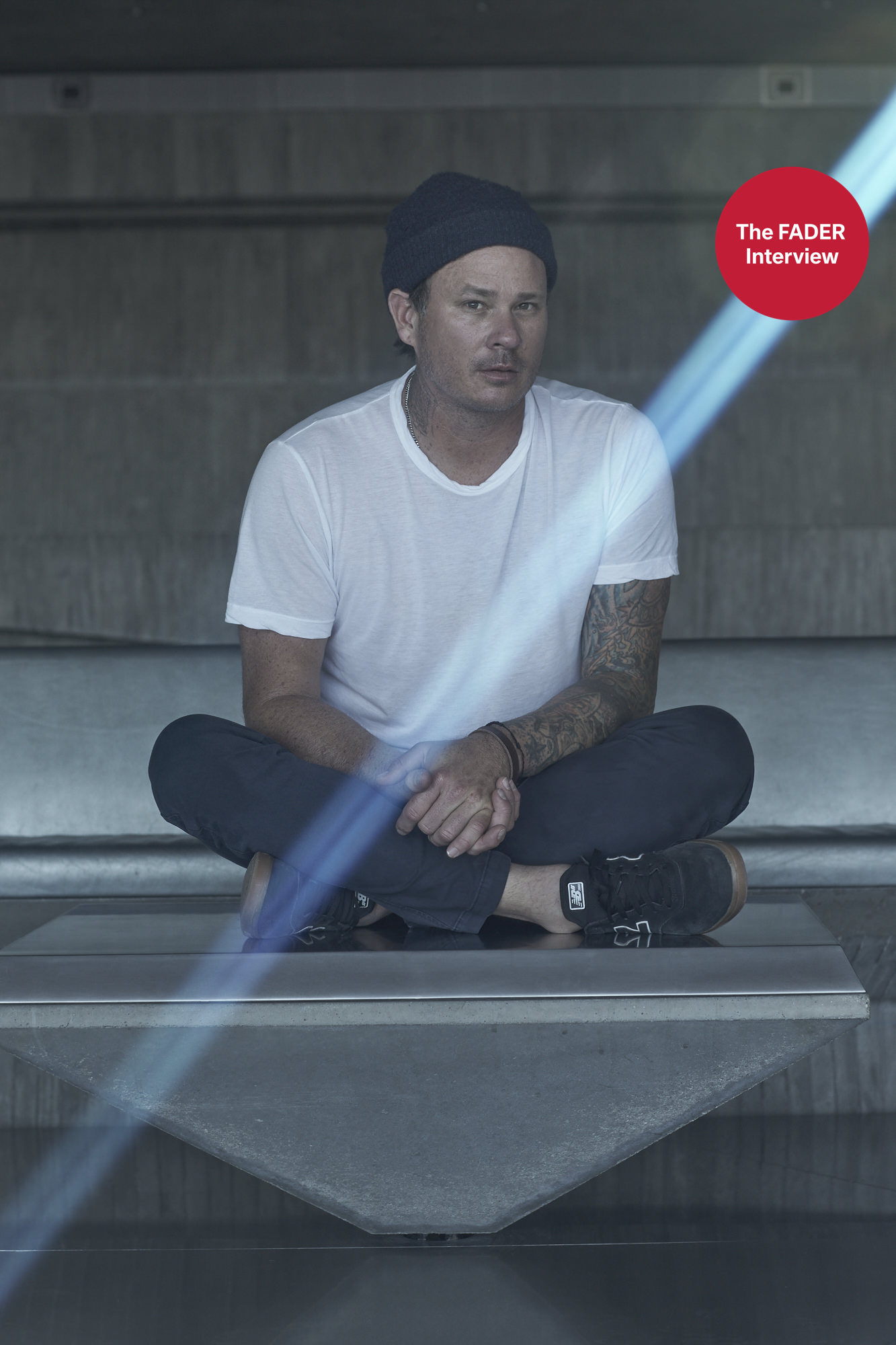 Tom DeLonge on Angels & Airwaves, duality theory, and UFOs