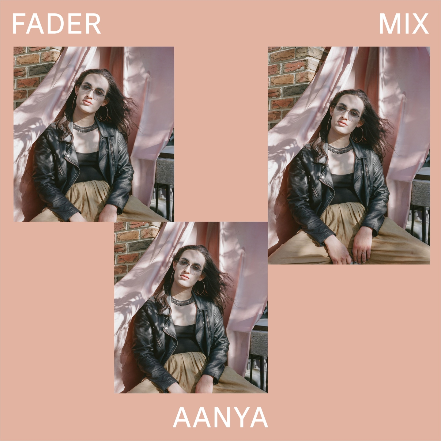 Listen to a new FADER Mix by Aanya