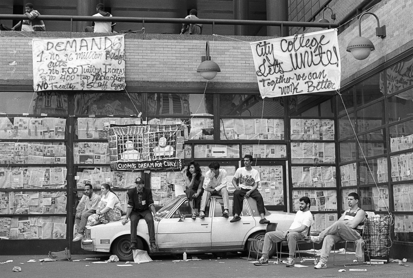 These Powerful Photos Prove Why Protests Have Always Been Central To NYC's Identity